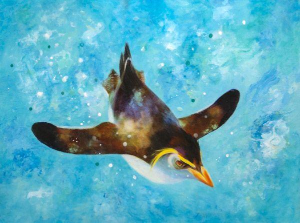 Penguin by Denise Laurent