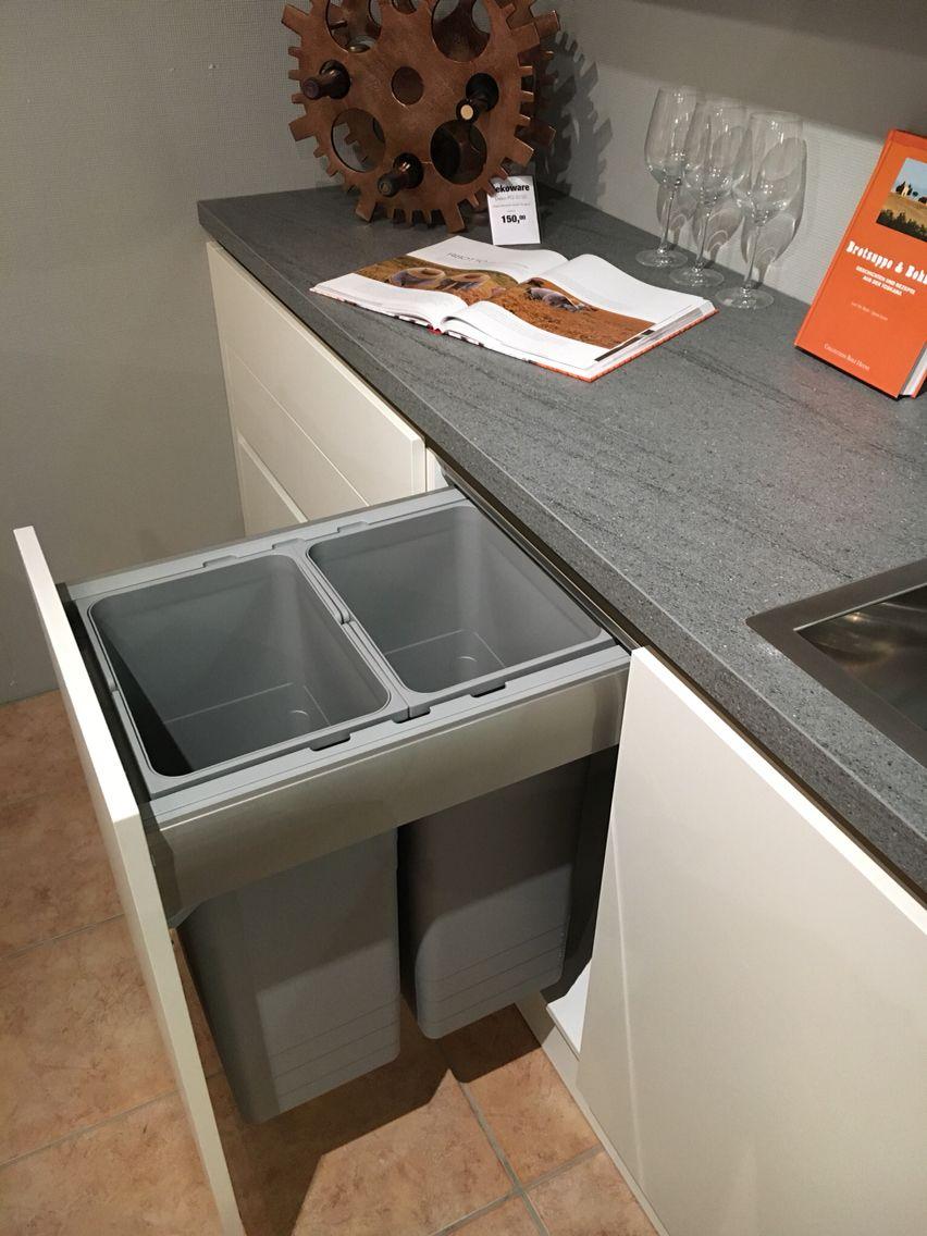 Mülleimer in der Küche | Küche | Pinterest | Mülleimer, Küche und ...
