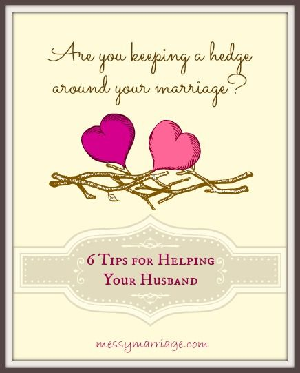 Are You Your Husband's Helper or Hindrance? | Messy Marriage