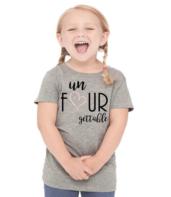 447d3900e un four gettable shirt fourth birthday shirt 4th by southernmysass ...