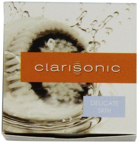 Clarisonic Replacement Brush Head (Delicate)     #Brush, #Clarisonic, #Delicate, #Head, #Replacement, #Under25