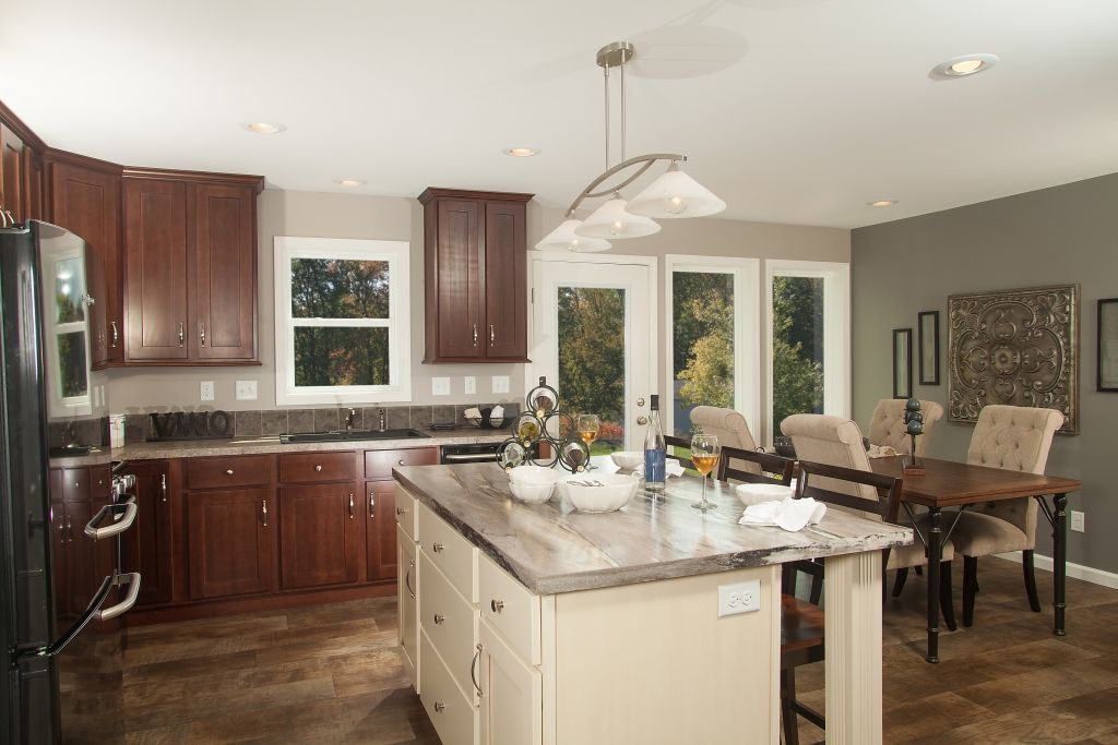 Bellissimo Nh376a Manorwood Ranch Home Kitchen A Beautiful