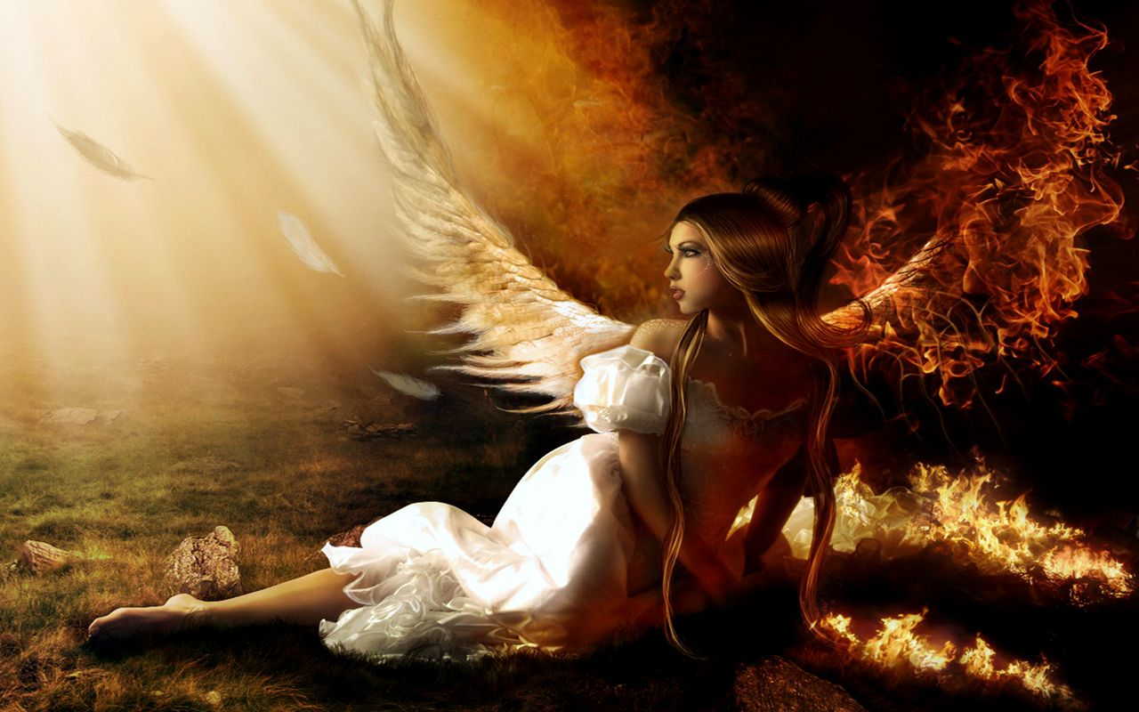 angel fantasy art | Fantasy Angel Wallpaper/Background ...