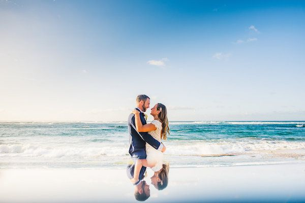 Beach Wedding In Puerto Rico