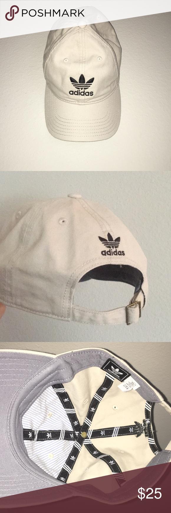 Adidas Original Hat   Strapback  Dad Cap Very clean. Classic dad cap 9405c4205