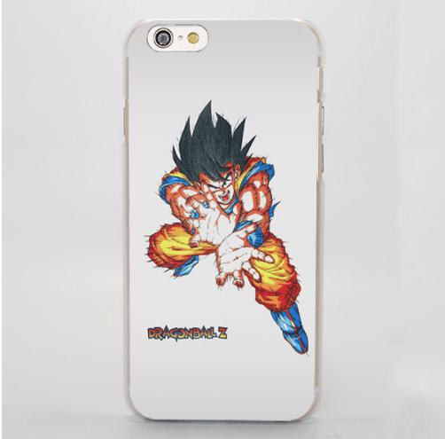 Dragon Ball Goku Kamehame iphone case