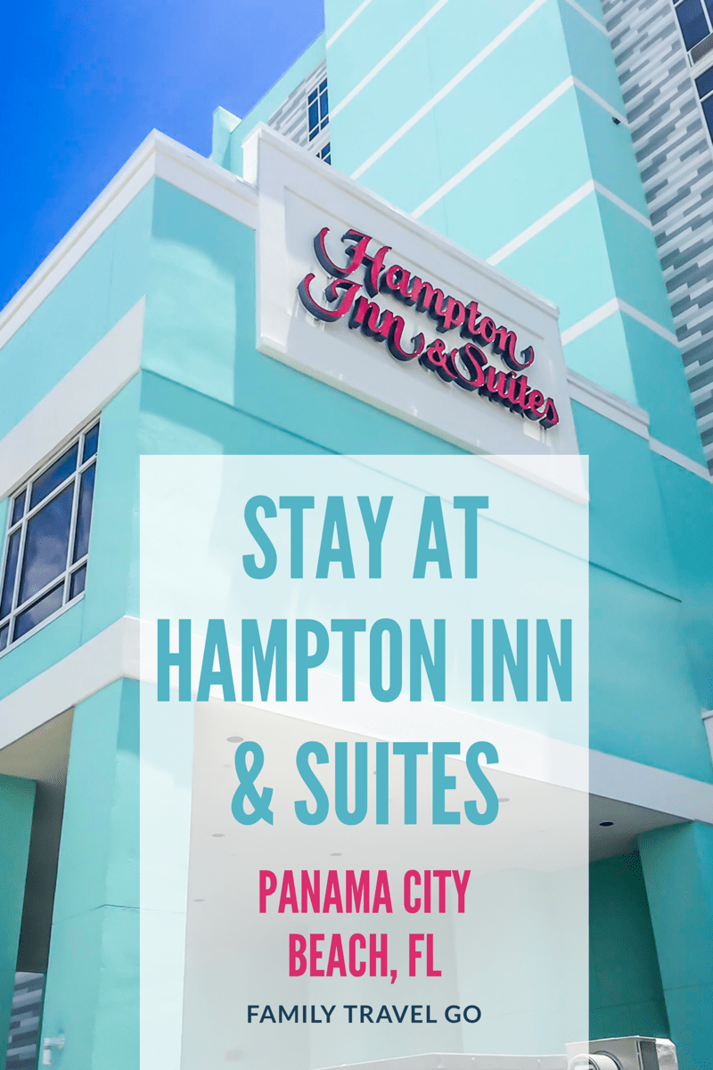 Our Stay At The Hampton Inn And Suites In Panama City