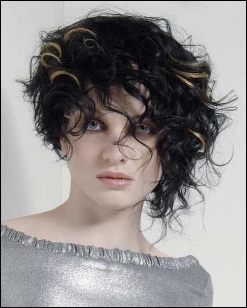 Asymmetrische Bob Haarschnitt Für Feines Haar 2018 2019 Curly Girl
