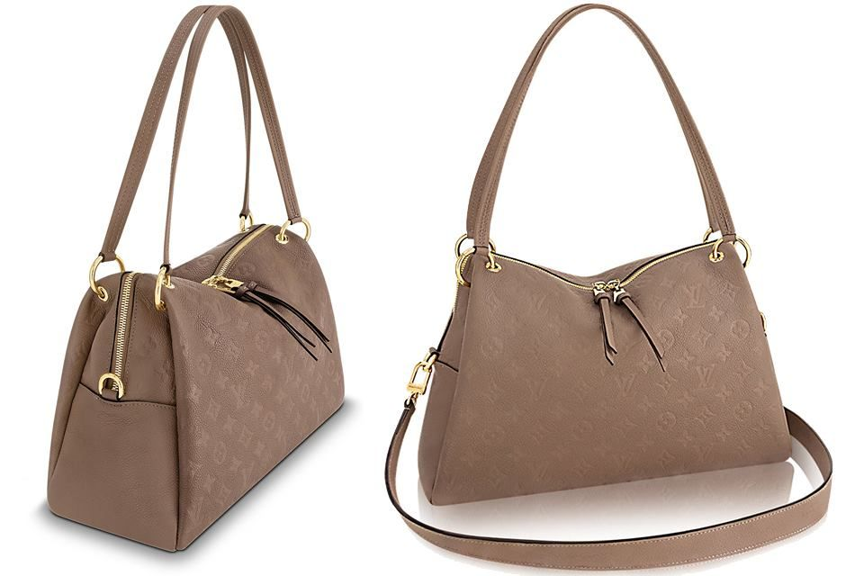 Louis Vuitton Ponthieu Bag is the latest everyday bag. It s chic, feminine  and flexible. Read more details here. 9739cb5bb72