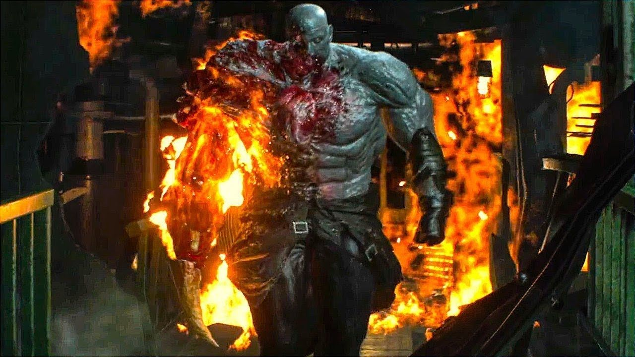 Resident Evil 2 Remake Super Tyrant Final Boss Mr X In 2020