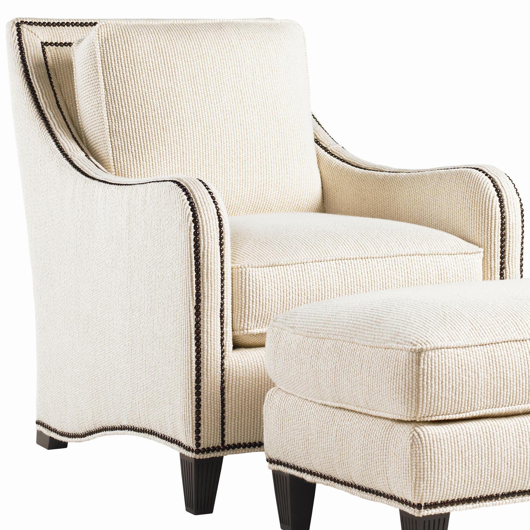 Royal Kahala Koko Raffia Chair With Contrasting Cushions By Tommy Bahama  Home   Baeru0027s Furniture