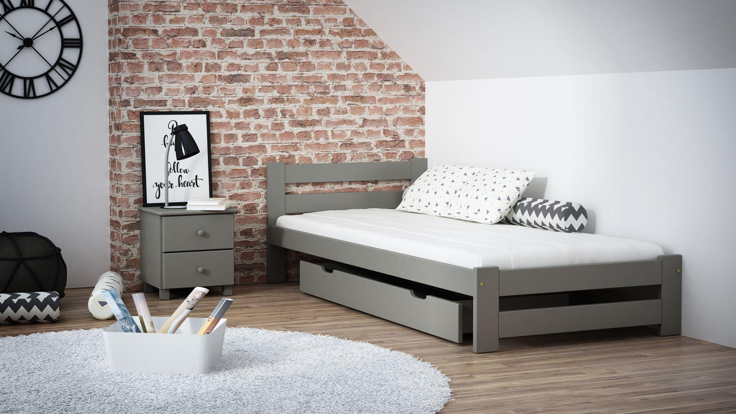 Weiße Betten Sind Seit Längerer Zeit Sehr Beliebt Das