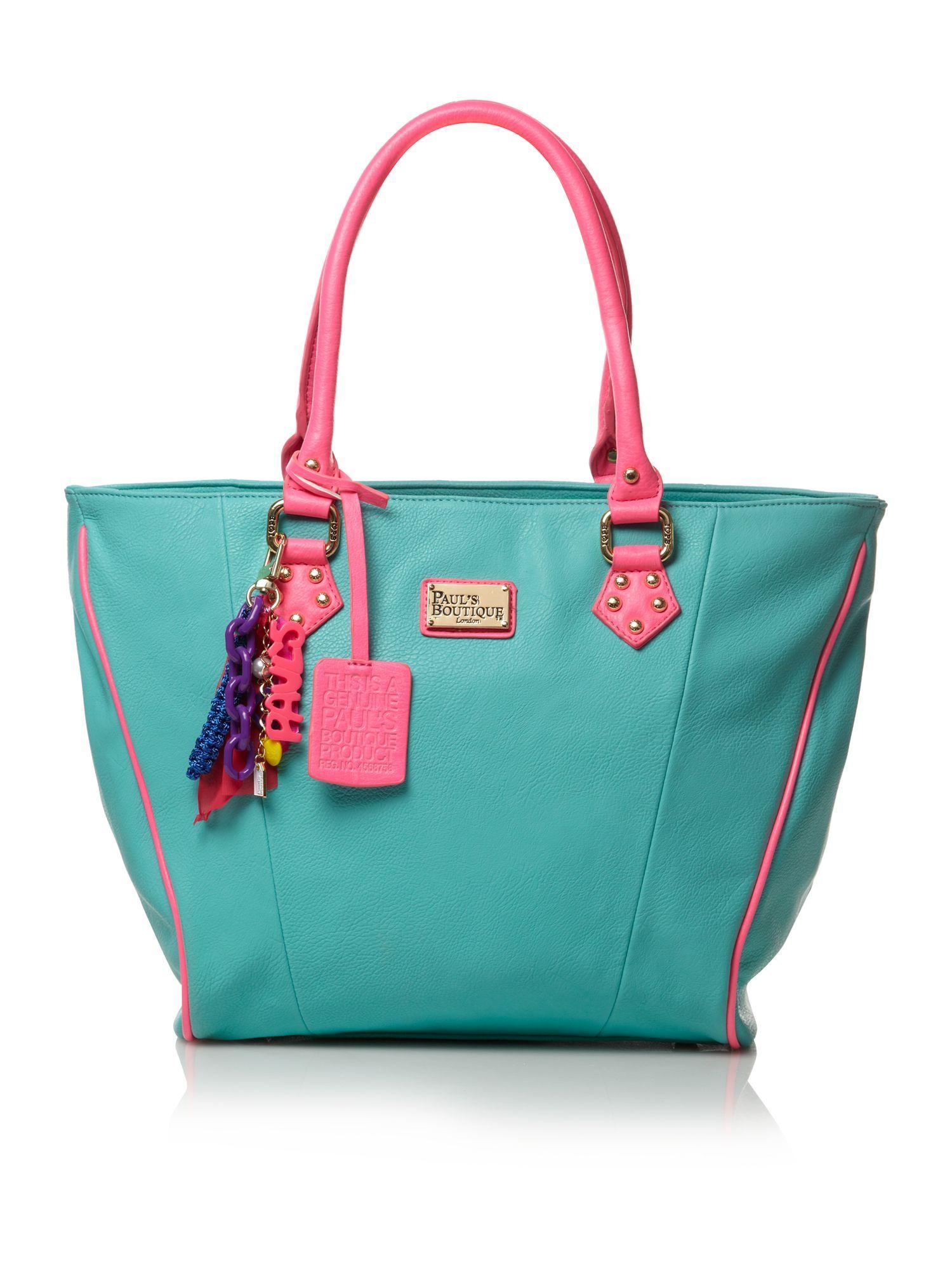 Paul s Boutique Spectrum coco tote bag 36a81052bd62b
