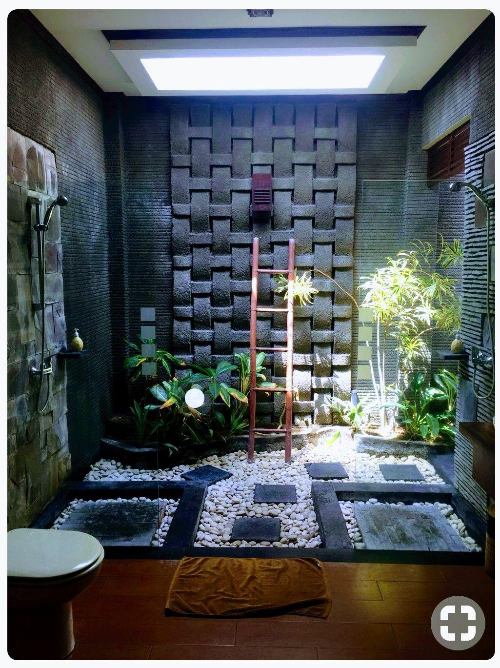 garden shower  Natural bathroom, Zen bathroom decor, Outdoor