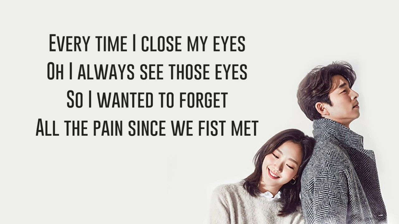 Stay With Me Chanyeol Punch Ysabelle Cuevas English Goblin Ost All Songs If I Stay Lyrics