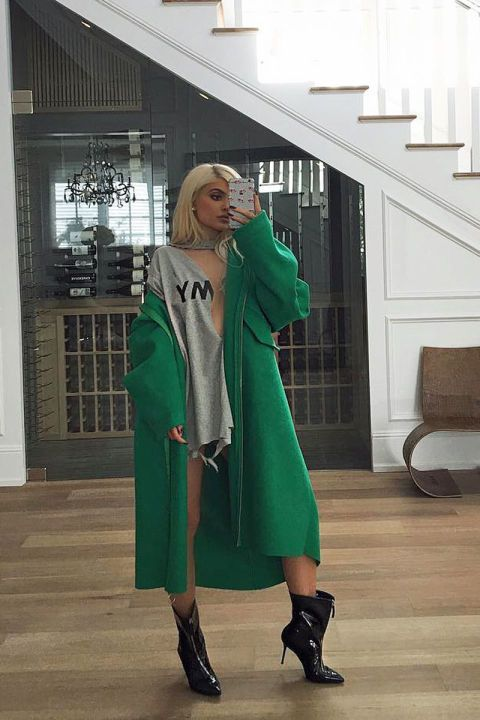 Best Looks: Kylie Jenner