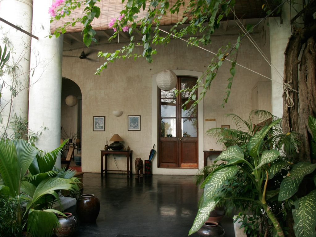 Villa helena pondicherry india taken by andy crossan kerala architecture vernacular