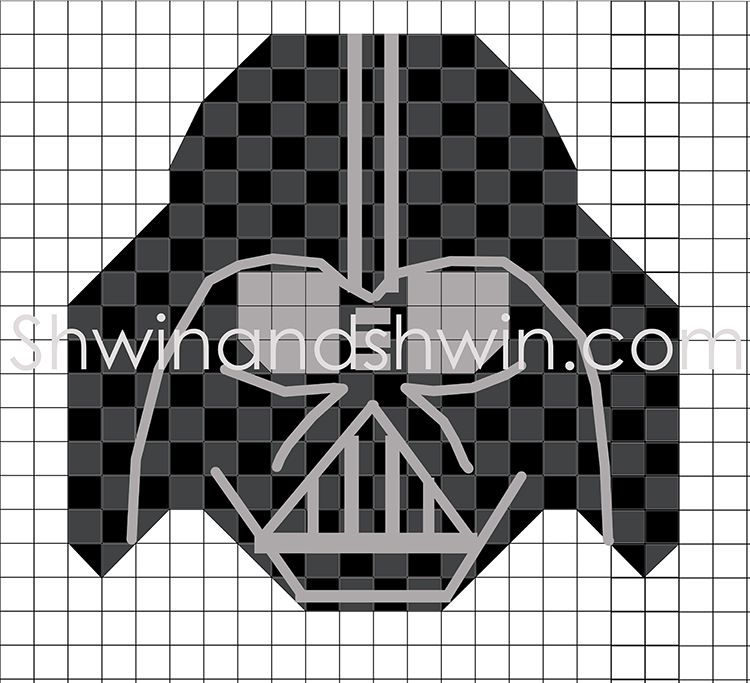 The Force Is Strong With This One Darth Vader Quilt Pattern Free