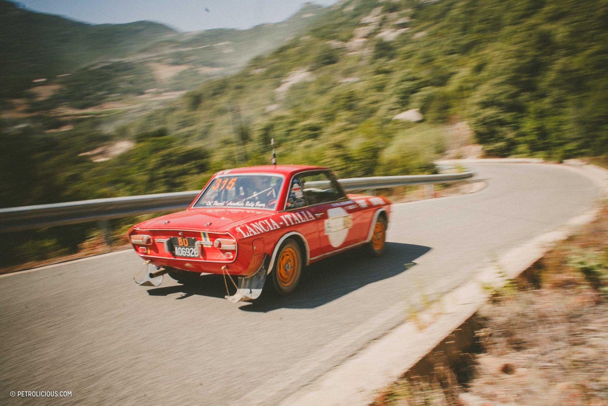 50 Photos Of Rally Beasts Conquering The Italian Coast