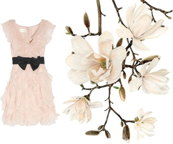 """""""Bloom"""" by glitter-glamour ❤ liked on Polyvore"""