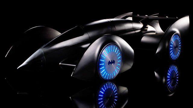 Cool Stuff We Like Here @ CoolPile.com ------- << Original Comment >> ------- batmobile