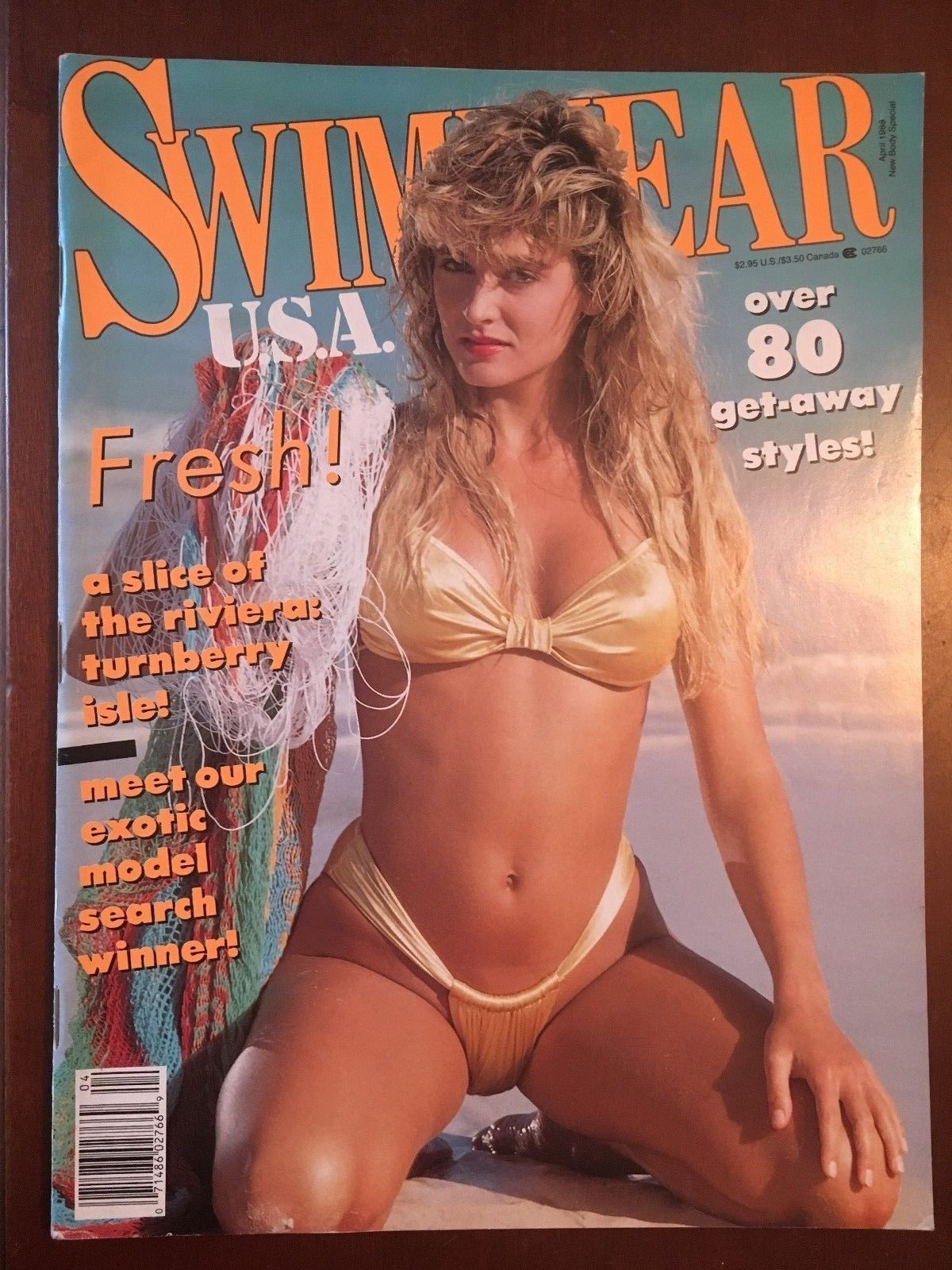 c435290ec9 April swimwear u a magazine swimsuit bikini models venus swimwear ebay jpg  1200x1600 Venus swimwear models 1988