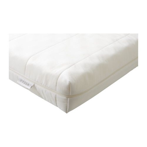 Nice VYSSA SNOSA Mattress For Extendable Bed IKEA A Durable Mattress That Can Be  Used For A Longer Period Of Time.