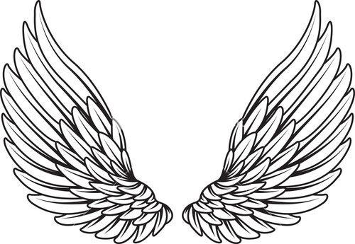 fallen angel wings s k p google wings pinterest fallen rh pinterest com vector wings trek vector wings trek