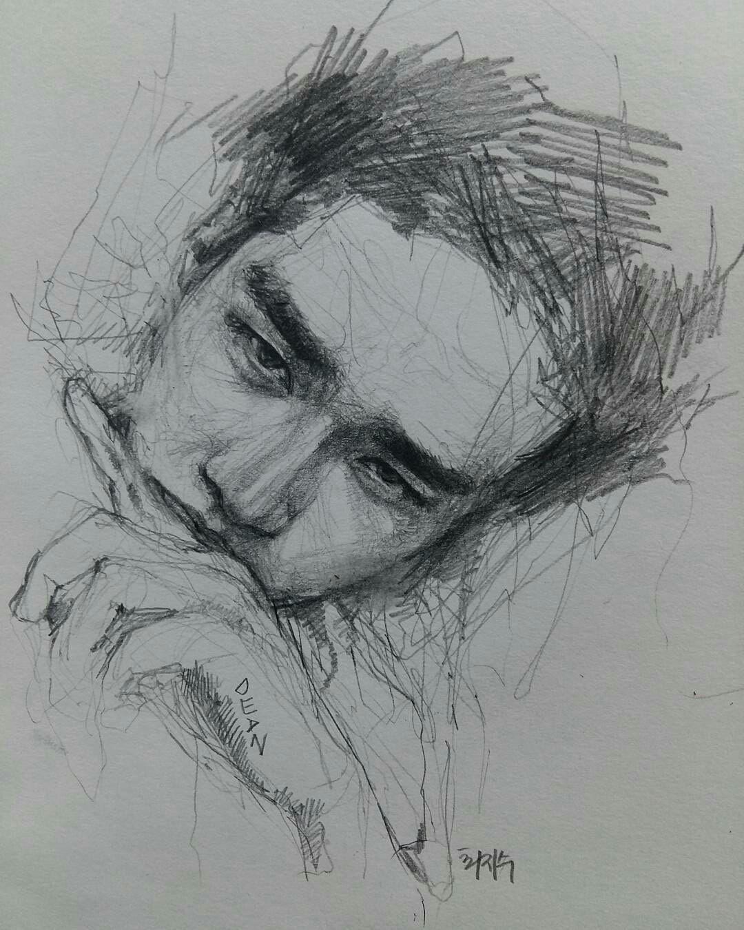 Permanent Sketch Book: DEAN (DΞΔN) Hyuk Kwon Permanent_blanc