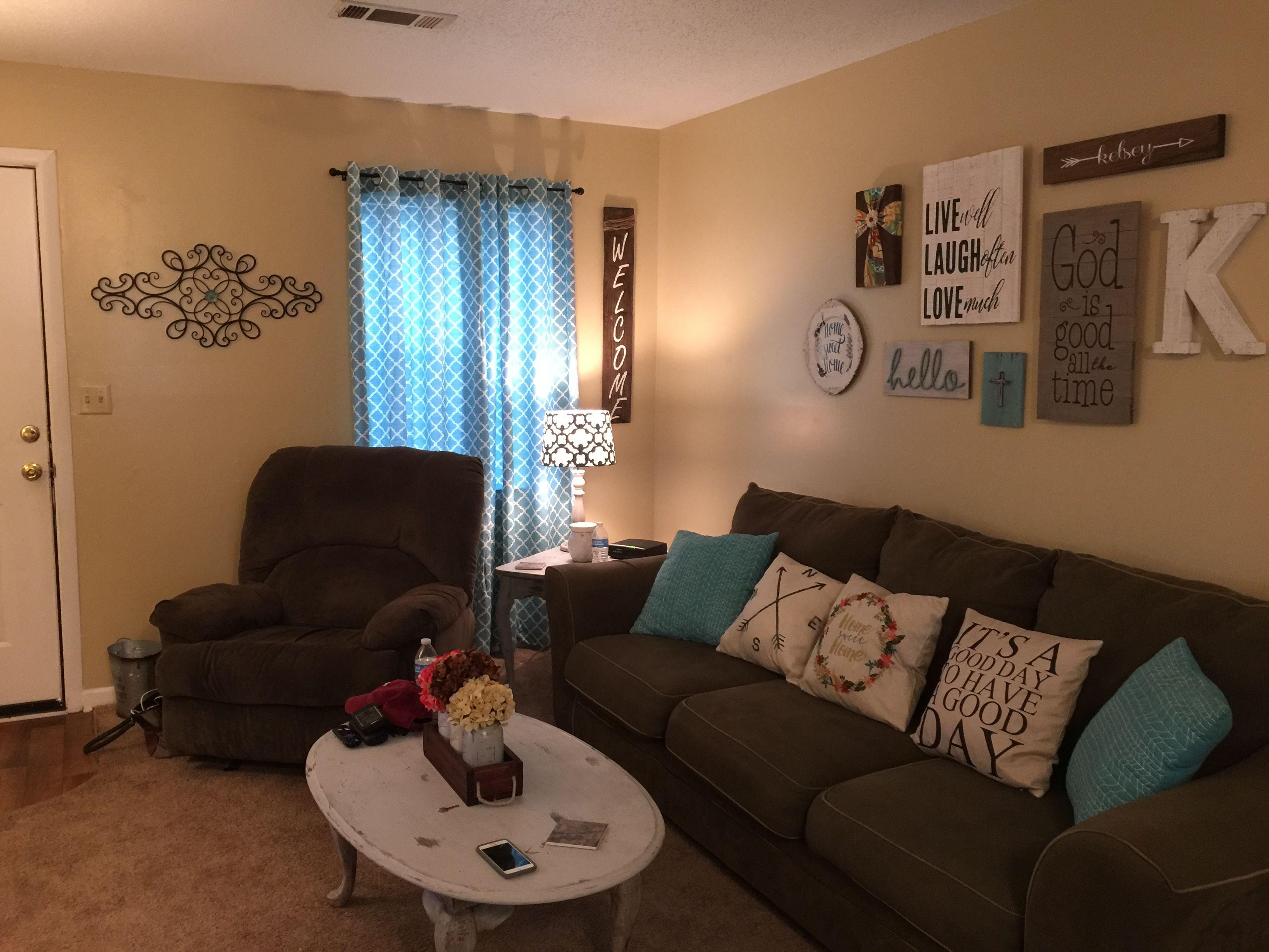 college apartment   Living room decor apartment, College ...