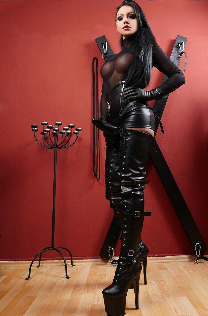 Domina Jasmin Maitresse Attractive Pinterest Boots