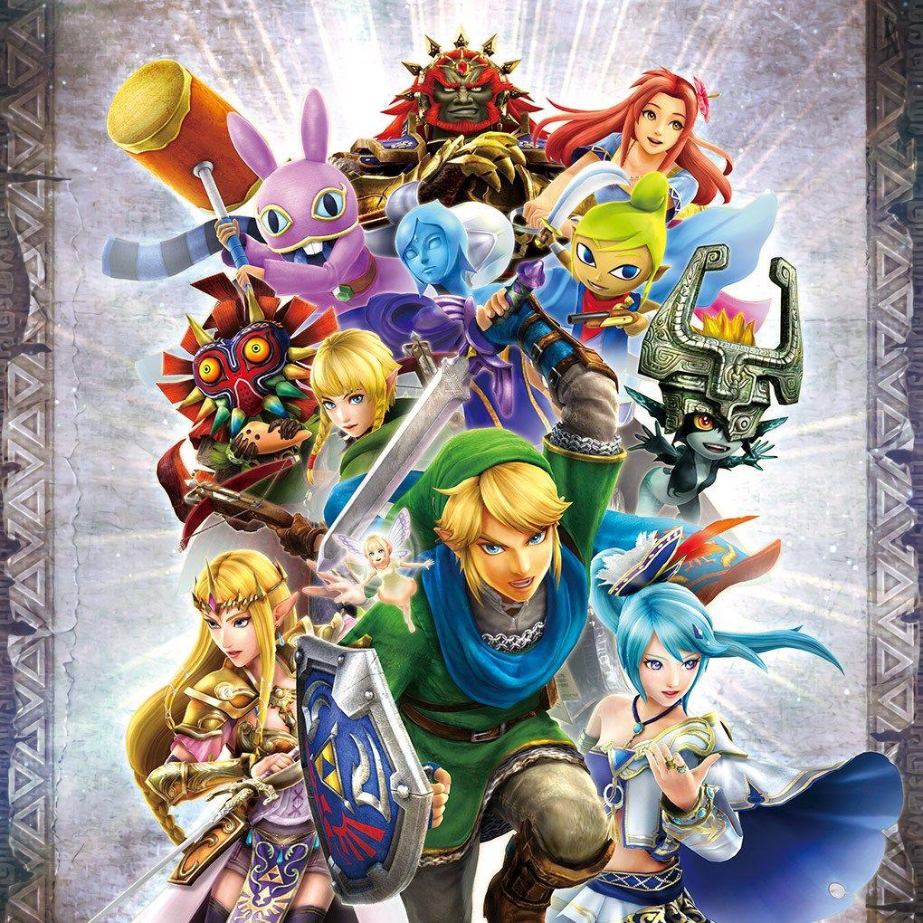 Hyrule Warriors Definitive Edition Full Japanese Website Has Opened Hyrule Warriors Legend Of Zelda Japanese