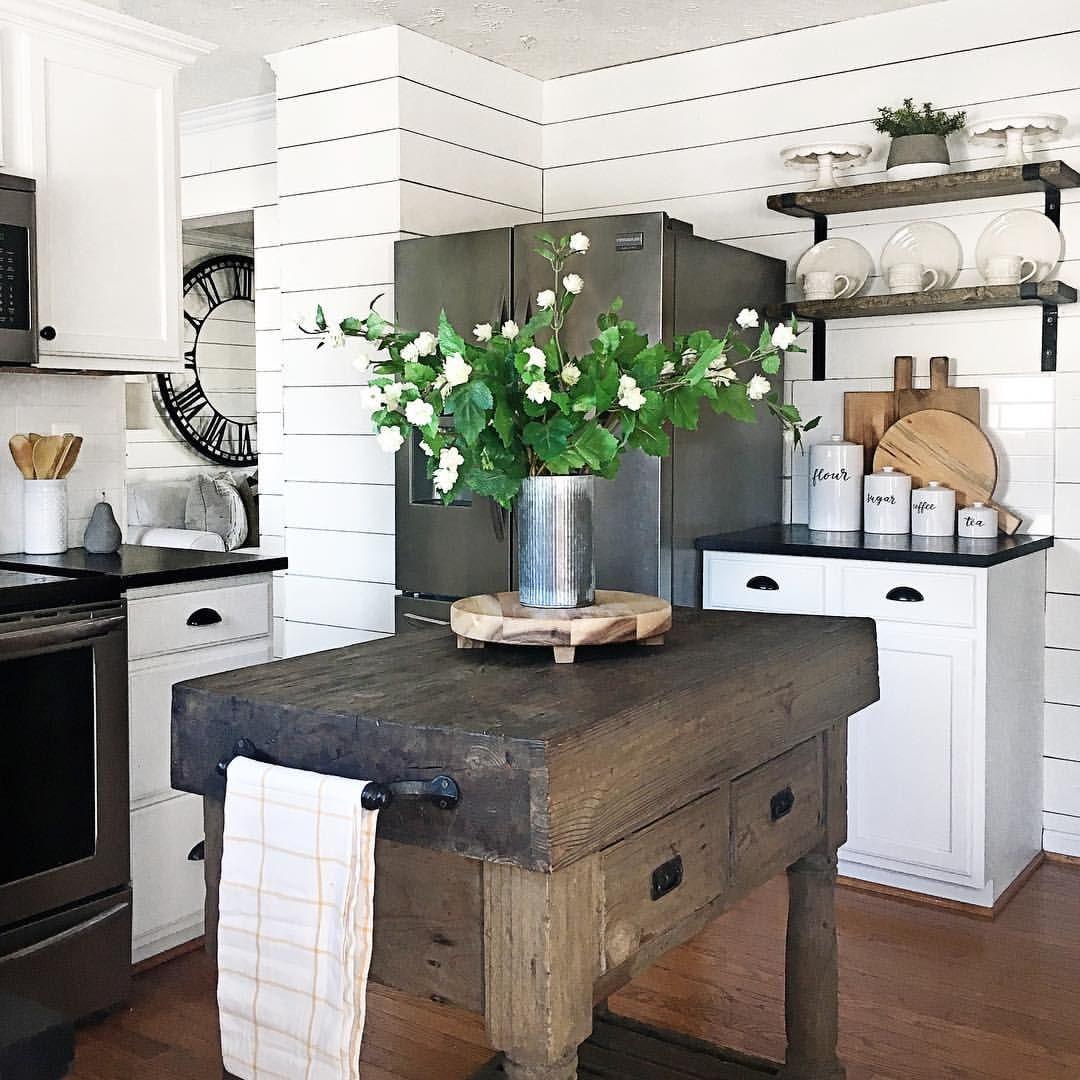 Floating Kitchen Island Designs: Pin By Melanye Gabel On Kitchen