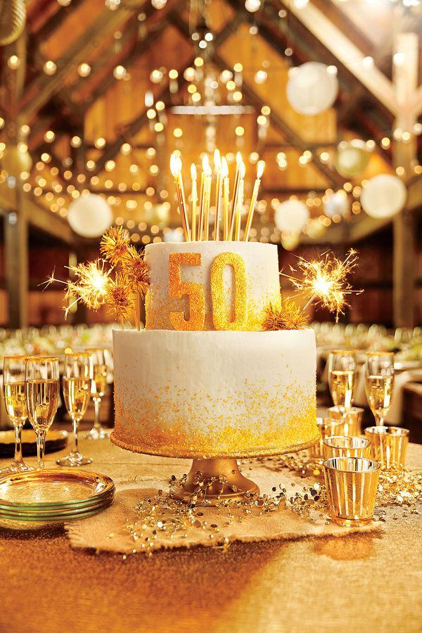 A Simple Birthday Decoration