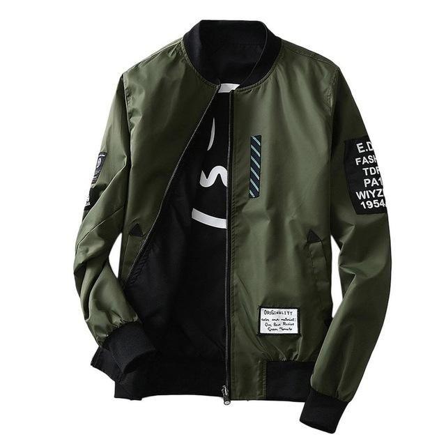 Winter Fashion Reversible Slim Fit Jacket by Jampelle