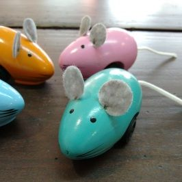 Mice ❤ www.comalma.pt