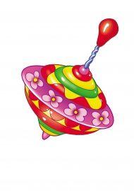 Юла. Картинка игрушки для детей (с изображениями)   Для ...