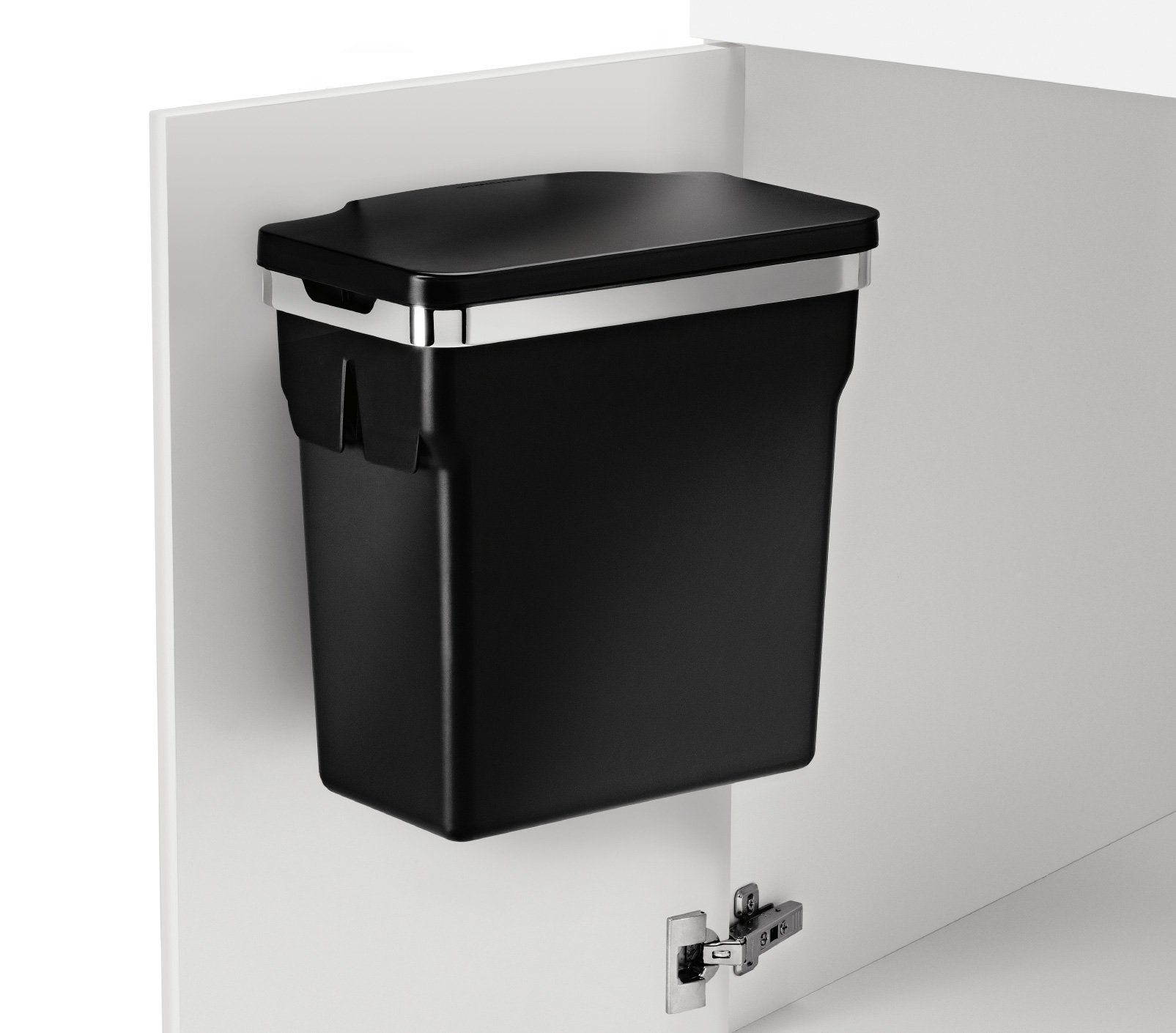 Superior Amazon.com   Simplehuman In Cabinet Trash Can, Heavy Duty Steel Frame