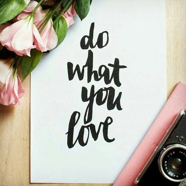 Do what you love!  It's the best advice your life will be following your dreams.  #Repost @sydesjokes  #lifehacks #the_ladyjstyle #quotesoftheday #ThoughtOfTheDay #wisdomoftheday #goforit #successdiaries #successtips #jpkcwelcometomyworld