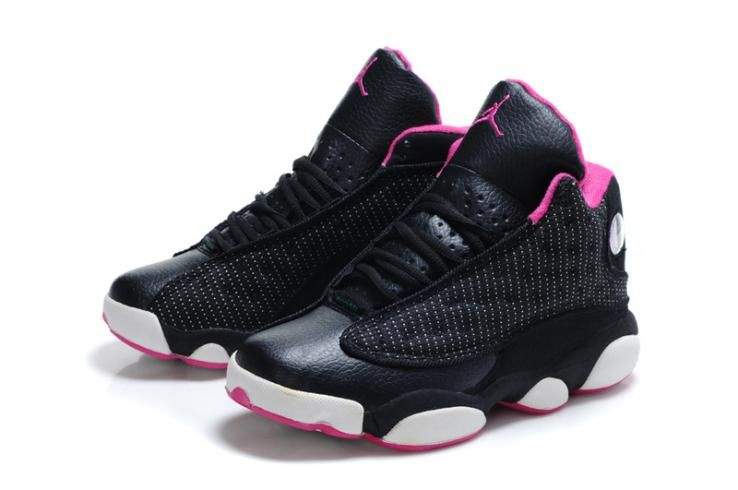 05a82fb9c4d Peach Air Jordans 6 | 310004-001 Womens Air Jordan 13 Basketball Shoes Black  Peach