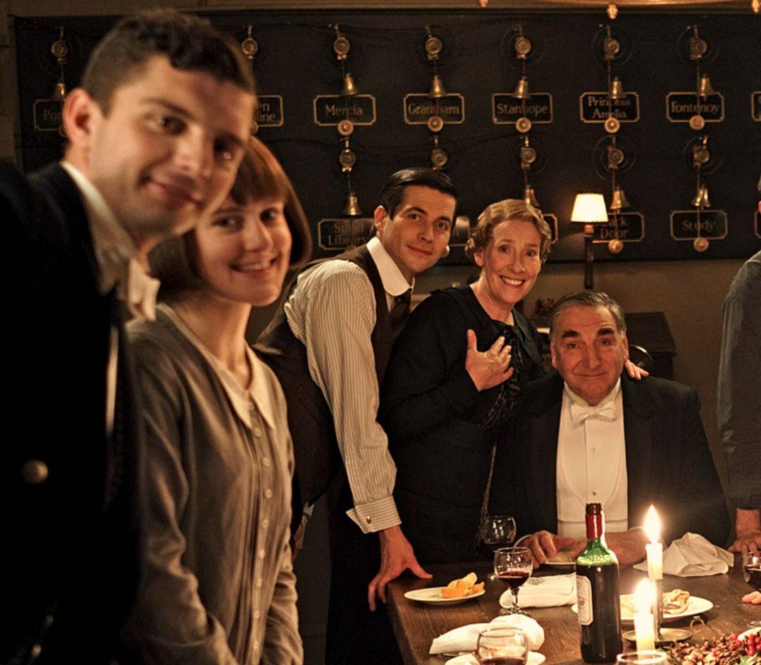 Downton Abbey Season 6 Behind The Scenes...