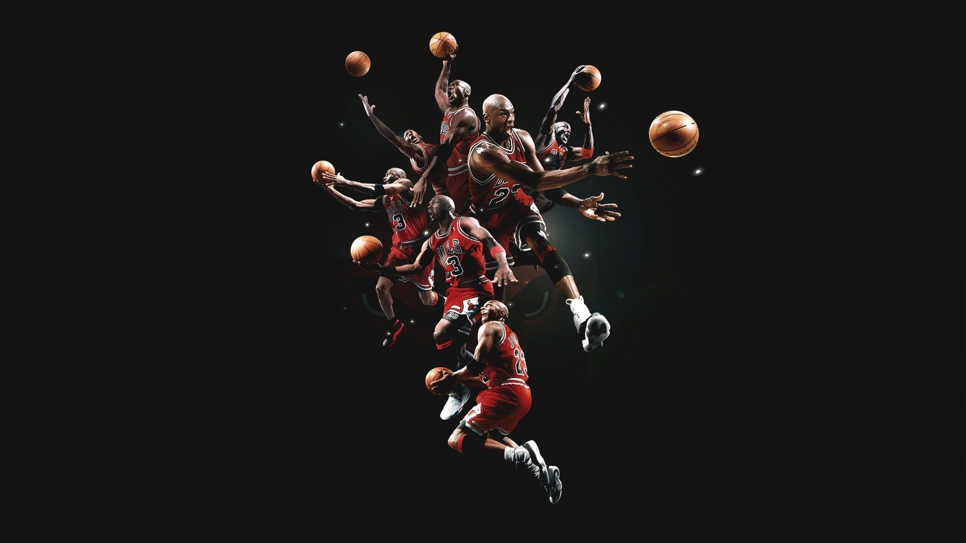 Michael Jordan Dunk Wallpaper | Dope | Pinterest | Air jordan ...