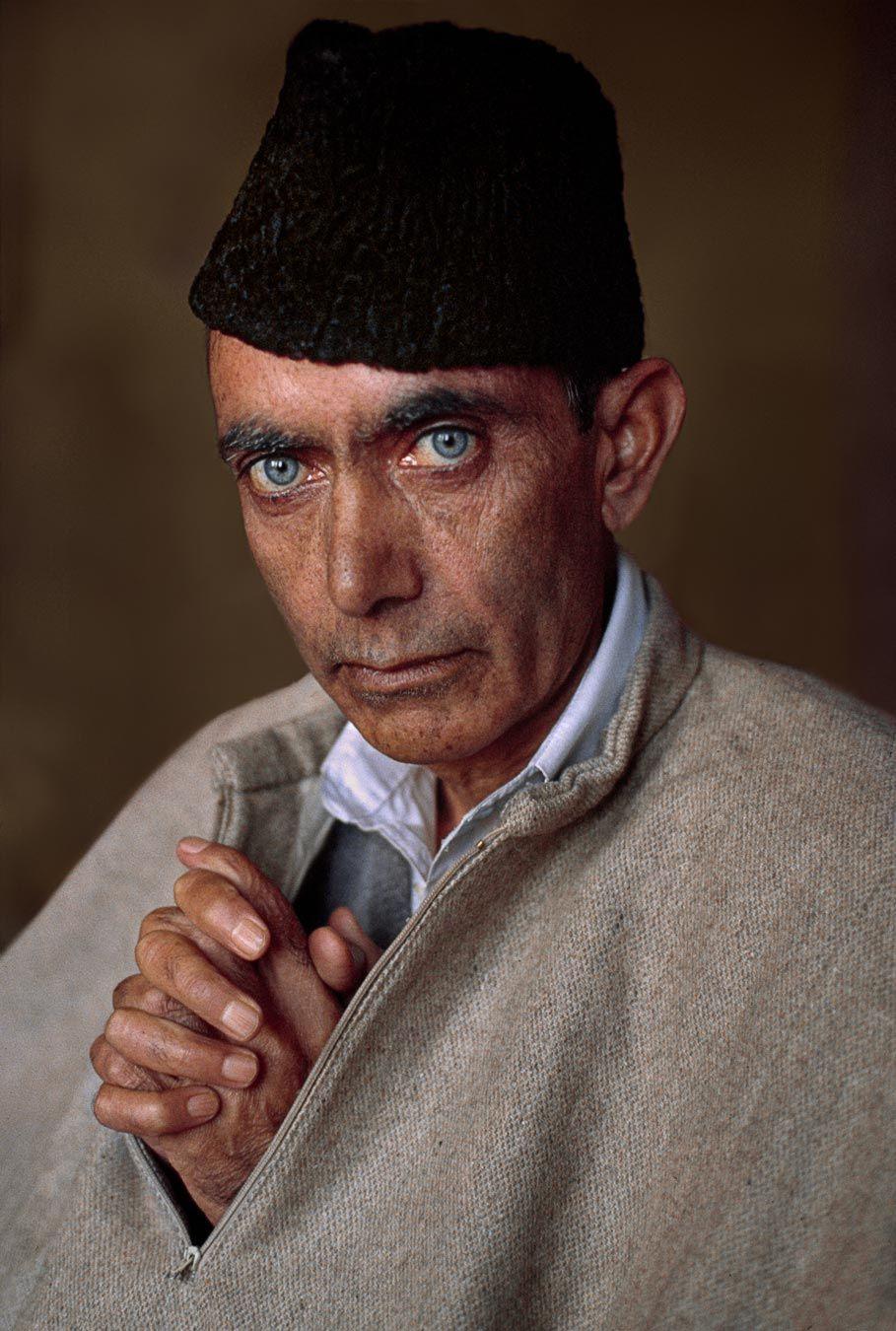 Kashmiri Eyes Kashmir. Photog...