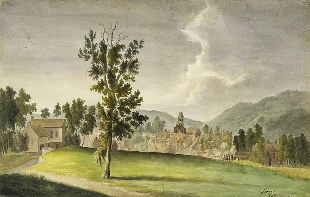 1832 Views Of Cincinnati Ohio By New Orleans Artist Adrien Mayers