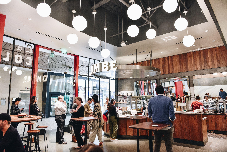 Century City Mall La Cafe Coffee Shop Cafe Menu