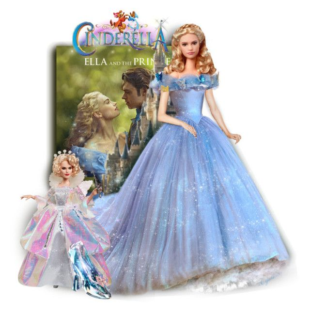 """""""Cinderella"""" by cindu12 ❤ liked on Polyvore featuring art"""