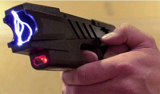 TASER Stands For Thomas A Swift Electric Rifle Via List 25