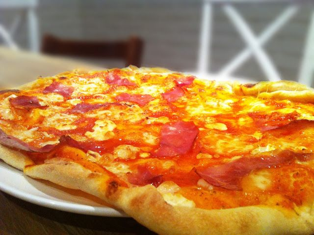 "LILLIANs MATBLOGG: ""Verdens beste"" italienske pizza"