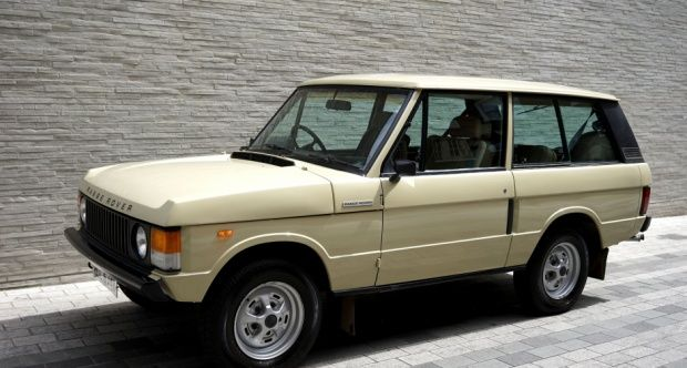 1980 land rover range rover 2 door 3 5 manual classic driver rh pinterest com 1979 Range Rover 1982 Range Rover Interior