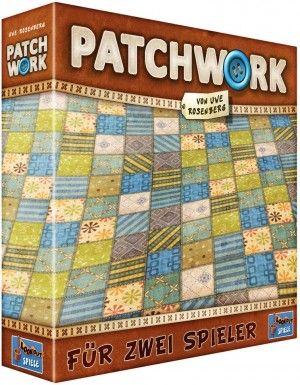 JEU : Patchwork